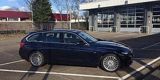BMW 325dA Touring
