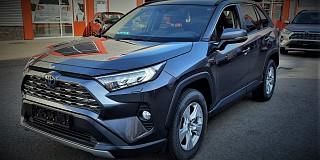 Toyota RAV4 Hybrid Dynamic